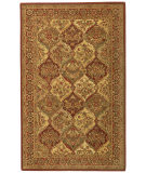 RugStudio presents St. Croix Traditions Baktarri Pt30 Brick Red Hand-Tufted, Good Quality Area Rug