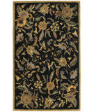 RugStudio presents St. Croix Traditions Paradise Pt32 Black Hand-Tufted, Good Quality Area Rug