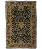 RugStudio presents St. Croix Traditions Regal Pt36 Black Hand-Tufted, Good Quality Area Rug