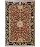 RugStudio presents St. Croix Traditions Regal Pt38 Burgundy Hand-Tufted, Good Quality Area Rug