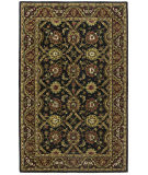 RugStudio presents St. Croix Traditions Morris Pt44 Black Hand-Tufted, Good Quality Area Rug