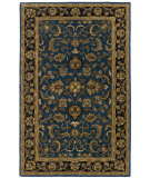 RugStudio presents St. Croix Traditions Mahal Pt54 Blue Hand-Tufted, Good Quality Area Rug
