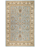 RugStudio presents St. Croix Traditions Waterford Pt70 Sea Foam Hand-Tufted, Good Quality Area Rug