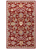 RugStudio presents St. Croix Traditions Pt77 Red Hand-Tufted, Best Quality Area Rug