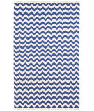 RugStudio presents St. Croix Hacienda Wfw50 Blue Flat-Woven Area Rug