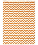 RugStudio presents St. Croix Hacienda Wfw52 Orange Flat-Woven Area Rug
