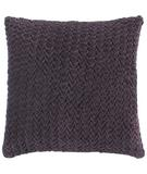 RugStudio presents Surya Pillows P-0124 Eggplant