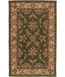RugStudio presents Surya Ancient Treasures A-106 Green Beige Hand-Tufted, Good Quality Area Rug