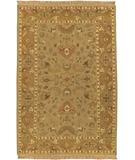 RugStudio presents Surya Soumek SMK-52 Beige / Brown Flat-Woven Area Rug