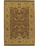 RugStudio presents Rugstudio Sample Sale 8445R Brown Flat-Woven Area Rug