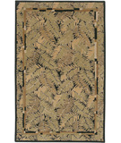 RugStudio presents Surya Kashi Ts-506 Black Hand-Tufted, Good Quality Area Rug