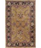 RugStudio presents Surya Ancient Treasures A-101 Gold Green Hand-Tufted, Good Quality Area Rug