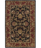 RugStudio presents Surya Ancient Treasures A-108 Black/Red Hand-Tufted, Good Quality Area Rug