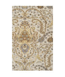 RugStudio presents Rugstudio Sample Sale 65481R Oatmeal Hand-Tufted, Good Quality Area Rug