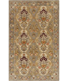 RugStudio presents Surya Ancient Treasures A-174 Elephant Gray Hand-Tufted, Good Quality Area Rug