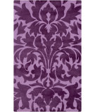RugStudio presents Surya Abigail ABI-9007 Violet (purple) Machine Woven, Good Quality Area Rug