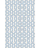 RugStudio presents Surya Abigail ABI-9009 Sky Blue Machine Woven, Good Quality Area Rug