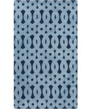 RugStudio presents Surya Abigail ABI-9011 Blue Machine Woven, Good Quality Area Rug