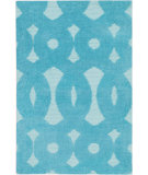 RugStudio presents Surya Abigail ABI-9012 Sky Blue Machine Woven, Good Quality Area Rug