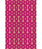RugStudio presents Surya Abigail ABI-9013 Pink Machine Woven, Good Quality Area Rug