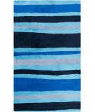 RugStudio presents Surya Abigail ABI-9016 Aqua / Cobalt Machine Woven, Good Quality Area Rug