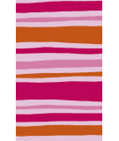 RugStudio presents Surya Abigail ABI-9020 Red / Pink / Violet (purple) Area Rug