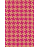 RugStudio presents Surya Abigail ABI-9030 Coral / Hot Pink Machine Woven, Good Quality Area Rug