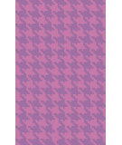RugStudio presents Surya Abigail ABI-9032 Pink / Violet (purple) Machine Woven, Good Quality Area Rug