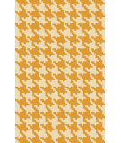 RugStudio presents Surya Abigail ABI-9033 Ivory / Lemon Machine Woven, Good Quality Area Rug