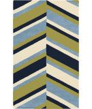 RugStudio presents Surya Abigail ABI-9037 Neutral / Blue / Green Area Rug