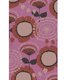 RugStudio presents Surya Abigail ABI-9046 Coral / Pink Machine Woven, Good Quality Area Rug