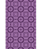 RugStudio presents Surya Abigail ABI-9058 Violet (purple) Machine Woven, Good Quality Area Rug