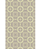 RugStudio presents Surya Abigail ABI-9059 Lime / Taupe Machine Woven, Good Quality Area Rug
