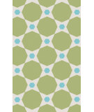 RugStudio presents Surya Abigail ABI-9064 Neutral / Blue / Green Area Rug