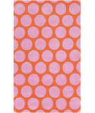 RugStudio presents Surya Abigail ABI-9069 Pink Machine Woven, Good Quality Area Rug
