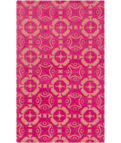 RugStudio presents Surya Abigail ABI-9071 Orange / Pink Area Rug