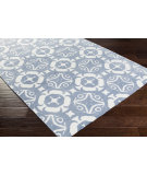 RugStudio presents Surya Abigail Abi-9072 Slate Machine Woven, Good Quality Area Rug