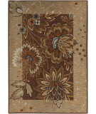 RugStudio presents Surya Arabesque ABS-3003 Green / Neutral / Red Area Rug