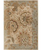 RugStudio presents Surya Arabesque ABS-3004 Green / Red / Neutral Area Rug