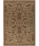 RugStudio presents Surya Arabesque ABS-3009 Green / Neutral / Red Area Rug