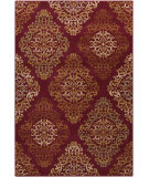 RugStudio presents Surya Arabesque ABS-3014 Neutral / Violet (purple) / Green Area Rug