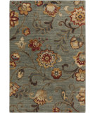 RugStudio presents Surya Arabesque ABS-3021 Moss Machine Woven, Good Quality Area Rug
