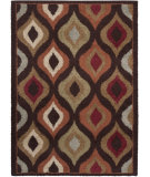 RugStudio presents Surya Alfredo Afr-3307 Espresso Machine Woven, Good Quality Area Rug