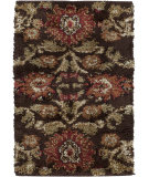 RugStudio presents Surya Alfredo Afr-3314 Espresso Machine Woven, Good Quality Area Rug