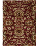 RugStudio presents Surya Alfredo Afr-3315 Maroon Machine Woven, Good Quality Area Rug