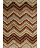 RugStudio presents Surya Alfredo Afr-3317 Maroon Machine Woven, Good Quality Area Rug