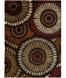 RugStudio presents Surya Alfredo Afr-3318 Dark Chocolate Machine Woven, Good Quality Area Rug