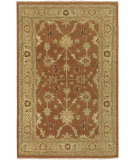 RugStudio presents Surya Ainsley AIN-1002 Rust Brown Hand-Knotted, Good Quality Area Rug