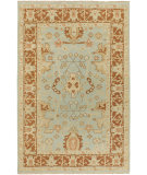 RugStudio presents Surya Ainsley AIN-1003 Pale Blue Hand-Knotted, Good Quality Area Rug