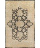 RugStudio presents Surya Ainsley AIN-1012 Yellow / Neutral / Green Area Rug